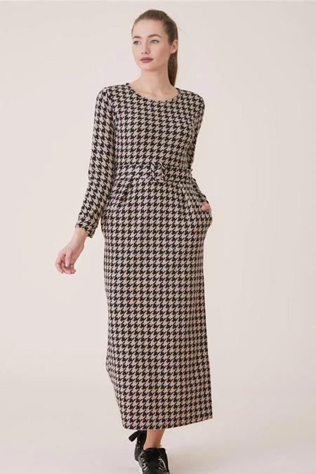 Nassah Vizon Elbise