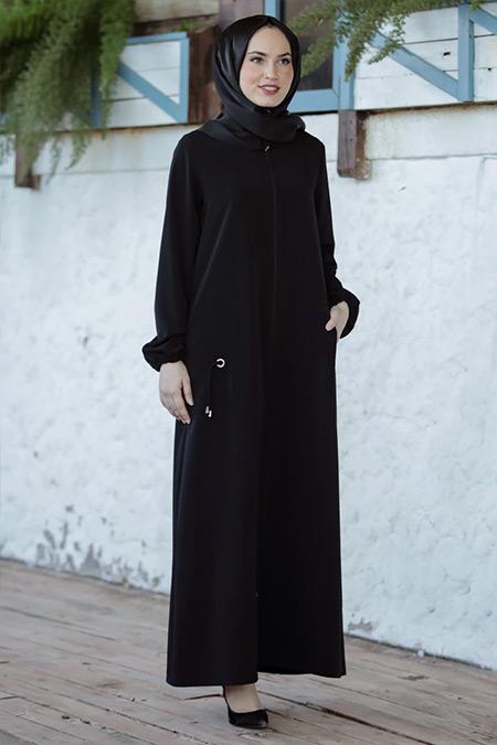 Emsale Siyah Aysima Ferace