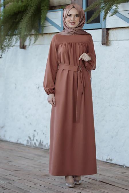 Emsale Taba Şenay Elbise