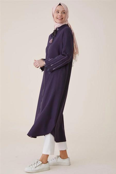Kayra Mor Elbise