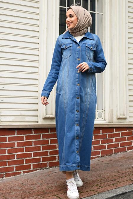 Neways Mavi Ceket