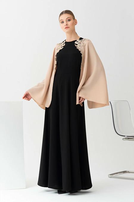 Gönül Kolat Bej Panço Abiye Elbise