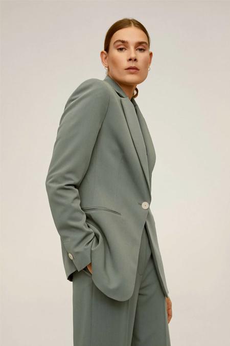 Mango Takım Blazer Ceket