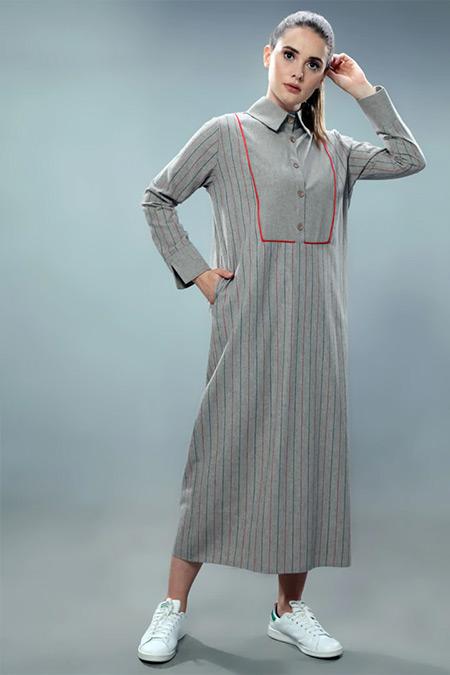 SAHRA AFRA Vizon Torch Elbise