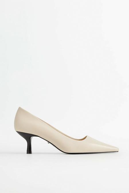 Mango Küçük Topuklu Ayakkabı