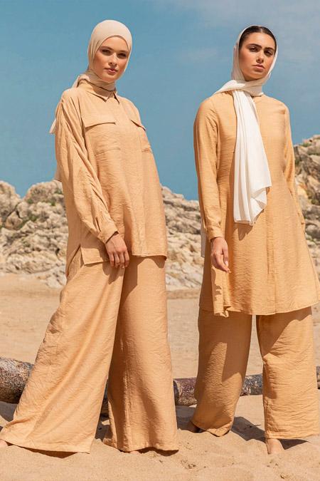 Refka Bej Pantolon & Tunik İkili Takım