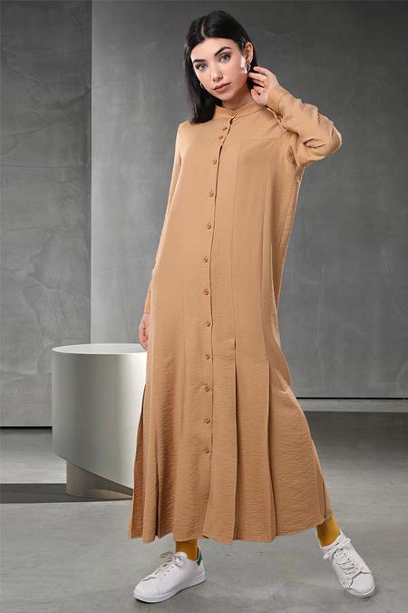 Sahra Afra Taba Cuella Elbise