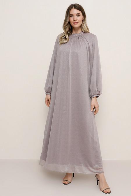 Alia Lila Simli Abiye Elbise