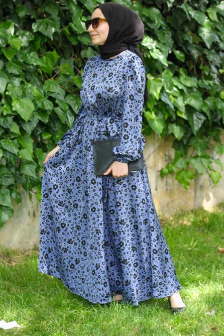 Habibe Kahraman Official Modal Elbise