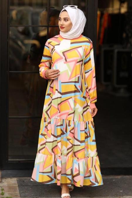 Nhl Butik Elbise