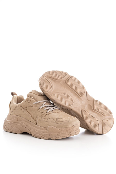 Tonny Black Toprak Kadın Sneaker