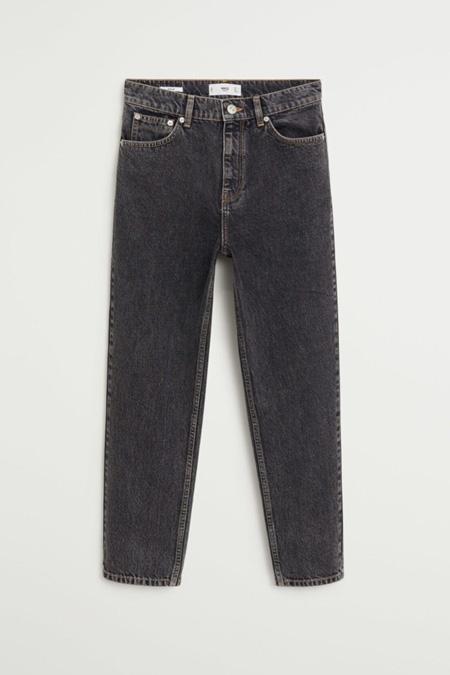 Mango Gri Jeans