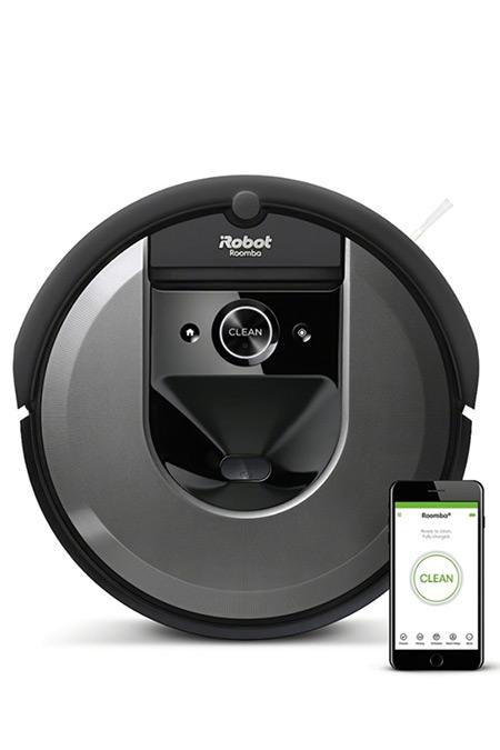 iRobot Roomba i7 Akıllı Navigasyonlu Robot Süpürge