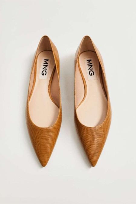 Mango Maryjane Ayakkabı