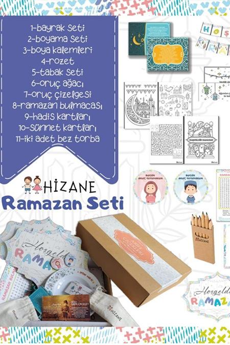Hizane Çocuk Ramazan Seti