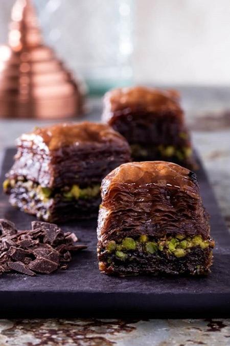 Hafız Mustafa 1864 Çikolatalı Fıstıklı Baklava