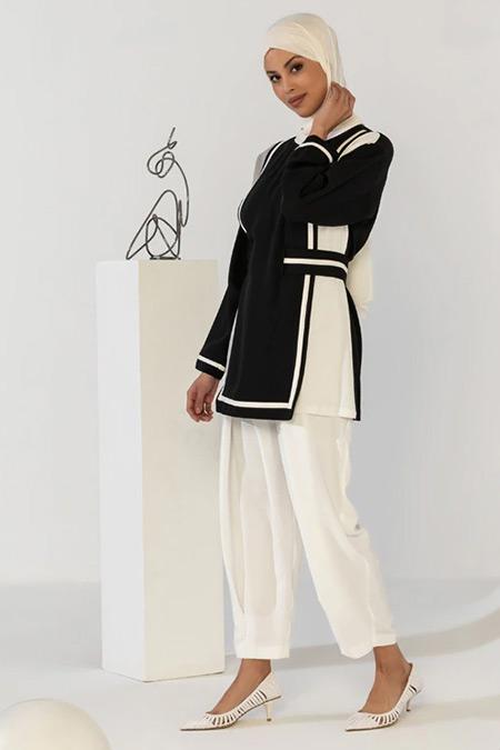 Rohs Fashion Beyaz Pantolon