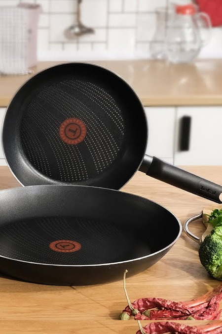 Tefal 32 cm Cook'n'clean Tava